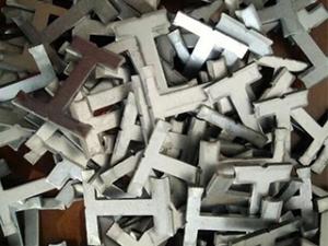 软磁合金电工用纯铁工字型电磁铁芯的热处理,表面高硬度心部低矫顽力