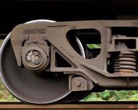 火车和机车车轮的热处理